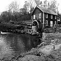 Brewster Grist Mill by David DeCenzo