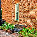 Brick Alley 3 by Baywest Imaging