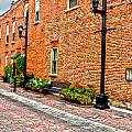 Brick Alley by Baywest Imaging