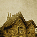 Brick House by Margie Hurwich