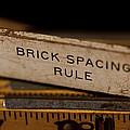 Brick Mason's Rule by Wilma  Birdwell