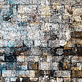 Brick Mosaic by Stephanie Grant