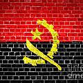 Brick Wall Angola by Antony McAulay