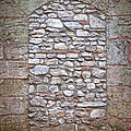 Bricked Up Doorway by Antony McAulay
