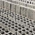 Bricks Drying In The Sun by Robert Hamm