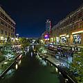 Bricktown Canal by Jonathan Davison