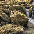 Bridal Veil Stream - Heber Springs Arkansas by Jason Politte
