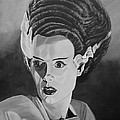 Bride Of Frankenstein by Robert Steen