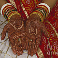 Brides Hands India by Dhiraj Chawda