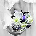 Bridesmaid Bouquet by Paul Clavel