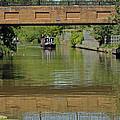 Bridge 238b Oxford Canal by Tony Murtagh