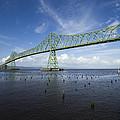 Bridge Astoria Or 2 A by John Brueske