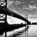Bridge At Dawn by Joseph Perno