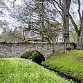 Bridge At Huntly Castle - 1 by Paul Cannon