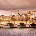 Bridge At Sunset by Pati Photography