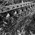 Bridge At Whatcom Falls Park  by Priya Ghose