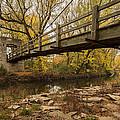 Bridge Between Seasons by CJ Schmit