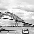 Bridge II by John J Calhoun