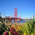 Bridge In Spring by Chet Davis