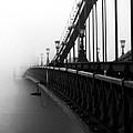 Bridge In The Fog - V by Vitaly Kozlovtsev