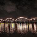 Bridge Lights by Ray Congrove