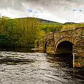 Bridge Near Cymer Abbey by Mark Llewellyn