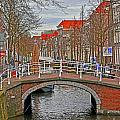 Bridge Of Delft by Elvis Vaughn