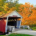 Bridge Of Madison County by Sennie Pierson