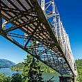 Bridge Over Columbia River by Jess Kraft