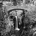 Bridge Over Falls by Breanna Calkins