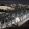 Bridge Over Ottawa River by Levin Rodriguez