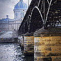 Bridge Over Seine In Paris by Elena Elisseeva