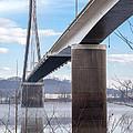 Bridge Over The Mist by Lee Wellman