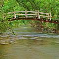 Bridge Over Valley Creek by Michael Porchik
