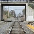 Bridge Overpass by Don Baker