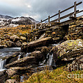 Bridge To Idwal by Adrian Evans