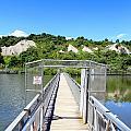 Bridge To Nowhere by Valentino Visentini