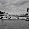 Bridges In Paris by Paris  France