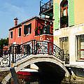 Bridges Of Venice by Irina Sztukowski