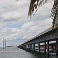 Bridges Over The Sea by Christiane Schulze Art And Photography