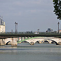 Bridges Over The Seine And Conciergerie - Paris by RicardMN Photography