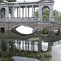Bridge's Reflection by Yaacov Herling