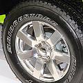 Bridgestone Tire by Valentino Visentini