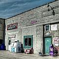 Bridgewater Depot by MJ Olsen
