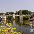 Bridgnorth Bridge by John Chatterley