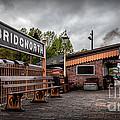 Bridgnorth Railway Station by Adrian Evans