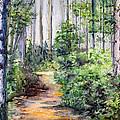 Bridle Path by Kristine Plum