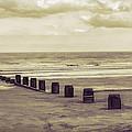 Bridlington Beach by Nick Field