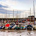 Bridlington Harbour by Svetlana Sewell