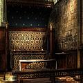 Bridlington Priory by Svetlana Sewell